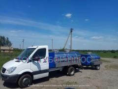 Asenizatornі machines - servicing and repair