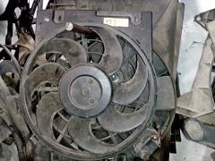 Breeds radiator fan for Opel