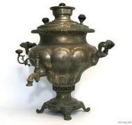 Buy antique samovars