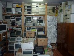 Buy old computers and miscellaneous fees