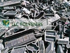 Buy waste of plastics: Probl. PS, the form of paving - PP