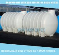 Capacity for transportation of liquids