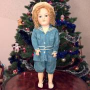 Collectible doll Armand Marseille 390n A 9 M