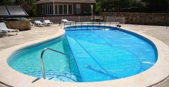 Construction of houses, swimming pools
