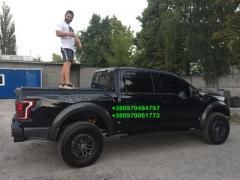 Cover Ford Raptor. Cover for Ford F 150 Raptor
