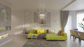 Дизайн интерьера домов и квартир