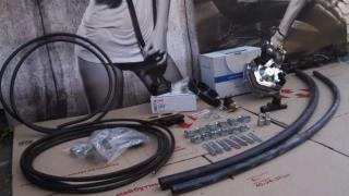 Full kit LPG 2-4 generations,Guarantee of,Italy,No Deposit