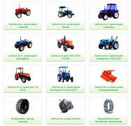 Inexpensive spare parts for Chinese tractors manufacturers