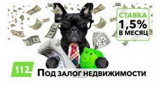 Кредит під заставу нерухомості під 18% річних Харків