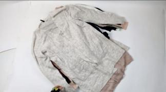 Lot 01-0618, Jacket H&M, wagon 4.2 kg (18 pcs)