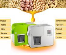 Маслопрес шнековий для кухні KM
