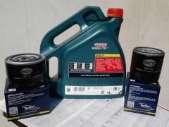 "Oil synthetics""Magn Castrol 5W-30АР""sell.And filter as a GIFT"