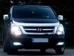 Оренда мінівена Hyundai H1. Харків