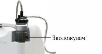 OXYGEN CONCENTRATOR OLV-10 on 10 liters