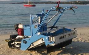 Пляжезбиральні машина Baby Tapiro 100