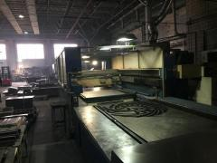 Продам станок лазерной резки TRUMPF L2503 2 кВт