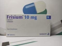 Продажа лекарств из Польши: Sabril, Frizium, Ospolot