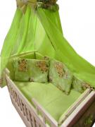 Promotion! New! Bedding set cot 14 elements! Elit ""