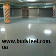 Промислові підлоги з топінгом