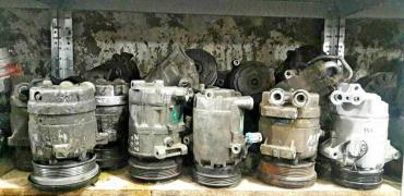 Species the a / C compressor for Opel