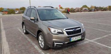Subaru Forester Sell Subaru Forester Touring EyeSight 2017