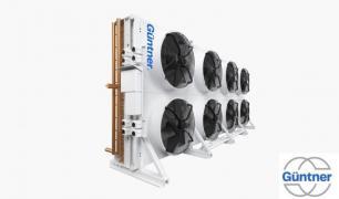 Сухие градирни - охладители жидкостей (драйкулеры) GUNTNER