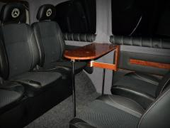 Tuning Internal The refurbishment of the interior paneling Mercedes Vito Viano Mercedes Vit
