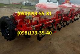 UPS-8 precision seeding seeder with seeding control (powder coating