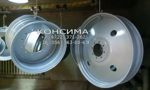 Urgent repair of agricultural rims